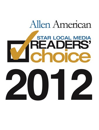 Readers Choice Logo 2012